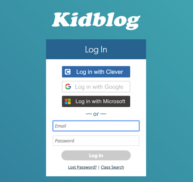 Key features for the 2019-2020 school year – Kidblog