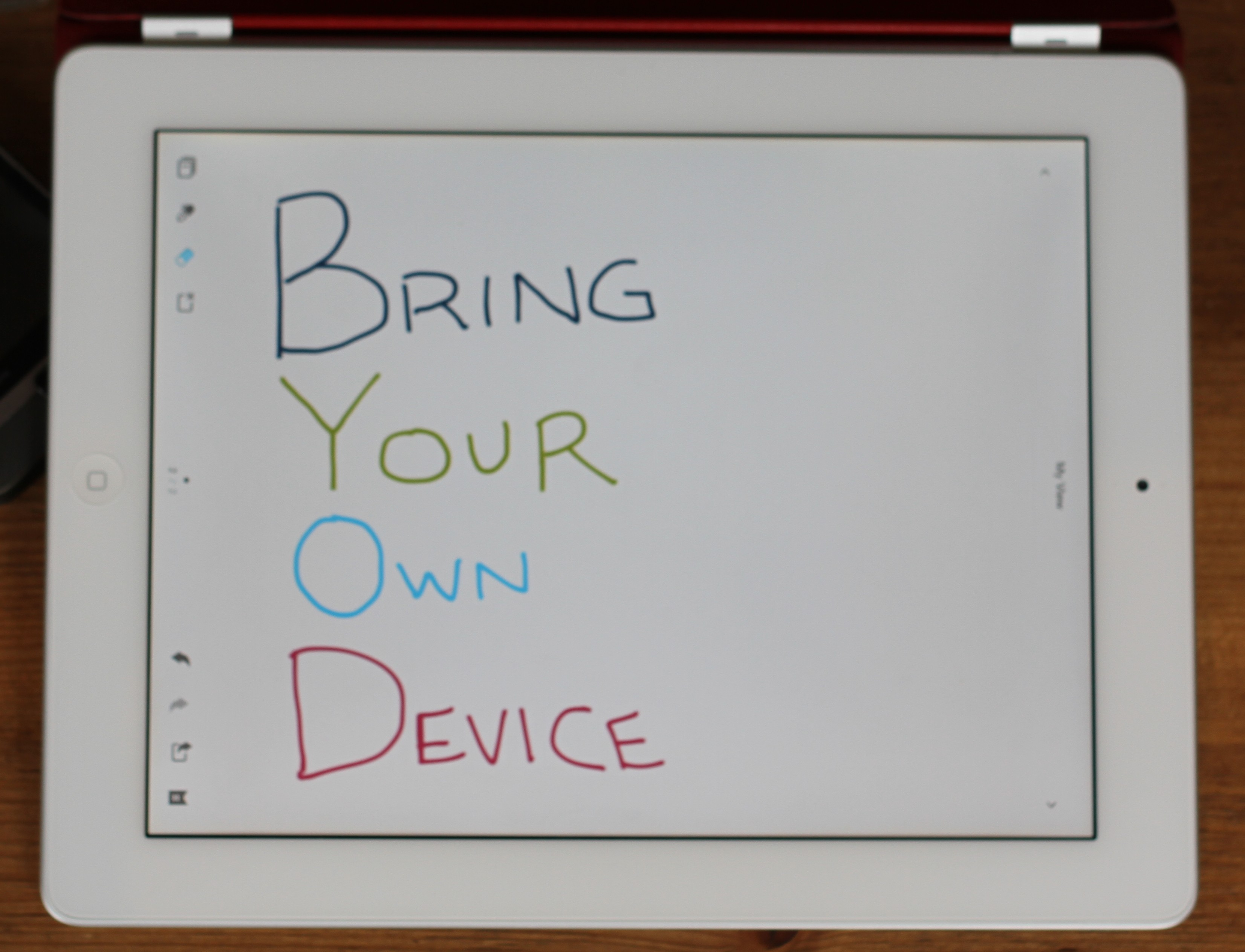 Digital Citizenship in a BYOD World
