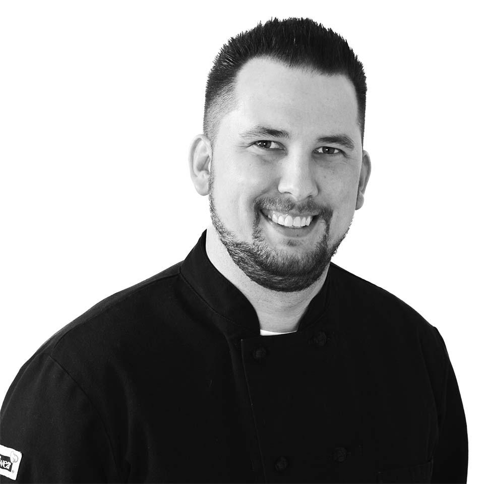 Chef justin+paruszkiewicz