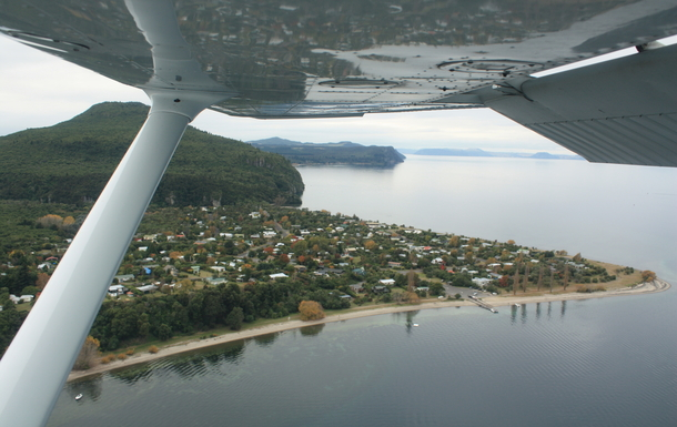 Scambi casa in: Nuova Zelanda,Kuratau,, Lake Taupo,LAKE PARADISE,Immagine dell'inserzione per lo scambio di case