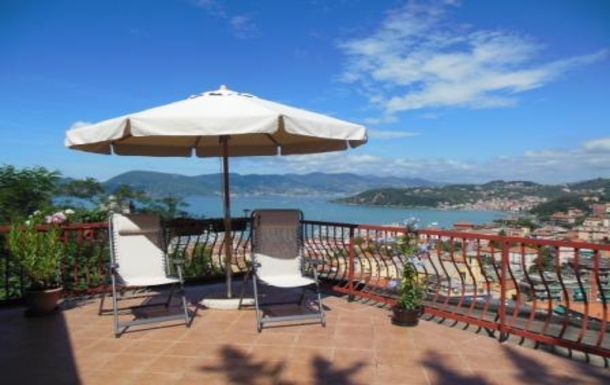 BoligBytte til Italien,Lerici, Liguria,Lerici - Cinque Terre 25km - Amazing panorama,Boligbytte billeder