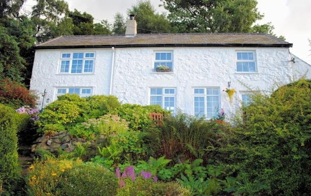 Koduvahetuse riik Suurbritannia,Llanfairfechan, Wales,Snowdonia National Park - sea & mountains,Koduvahetuse kuulutuse pilt