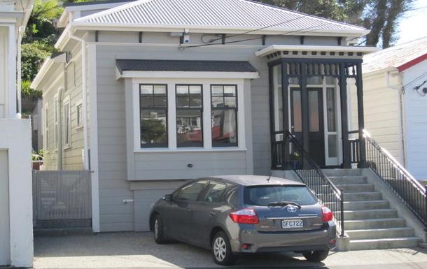 BoligBytte til,New Zealand,Wellington  2k, S,Boligbytte billeder