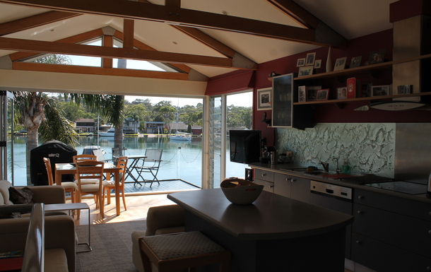 Home exchange in,Australia,BUTTABA, Lake Macquarie Near Newcastle,House photos, home images