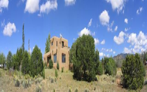 Huizenruil in  Verenigde Staten,Santa Fe, NM,USA - Santa Fe - Secluded, Sunny and Private,Huizenruil foto advertentie
