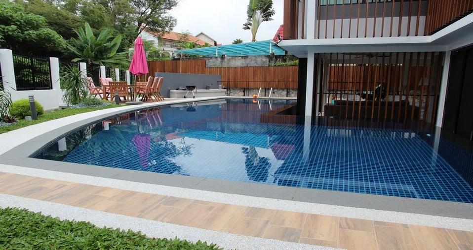Home Exchange In Malaysia Kuala Lumpur Bungalow With Swimming Pool
