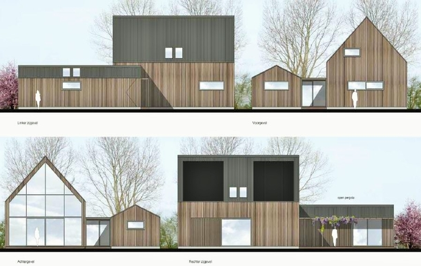 Home exchange in Netherlands,Austerlitz , 60km SE of Amsterdam, Utrecht,Barn House + Art studio - grand eco design,Home Exchange & House Swap Listing Image