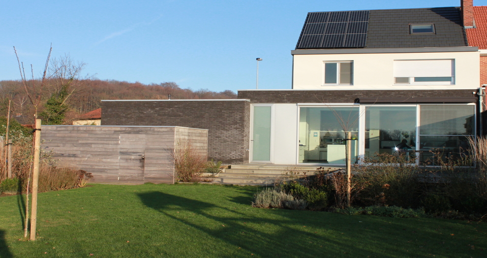 Home exchange in Belgique | Leuven | Belgium - Modern house ...