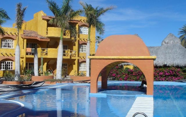 Wohnungstausch in Mexiko,La Paz, BCS,La Paz, Mexico Apartment; Bay View,Home Exchange Listing Image