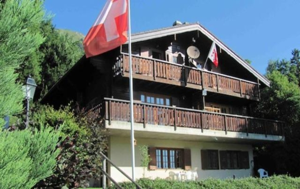 Scambi casa in: Svizzera,Savièse, Valais,Garden-Apt. with panoramic Mountain View,Immagine dell'inserzione per lo scambio di case