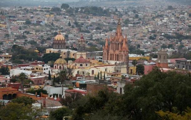 BoligBytte til,Mexico,San Miguel de Allende,view of San Miguel de Allende, not from our casa