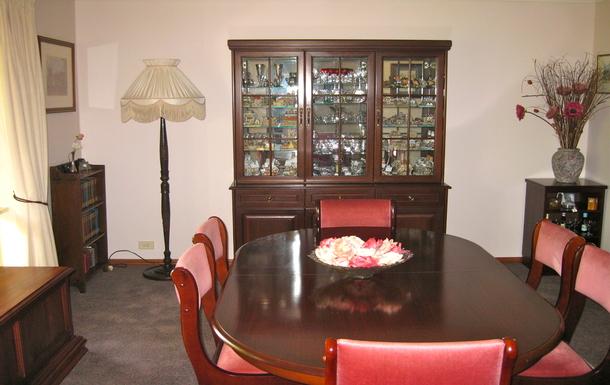 Home exchange in,Australia,WILLUNGA,Dining Room through to Study