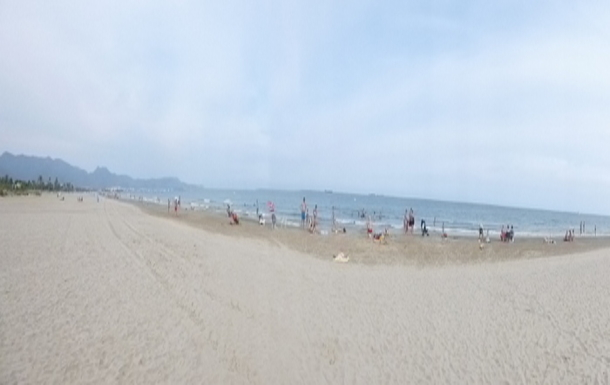 Castellon beach