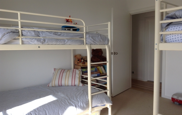 Home exchange in,Australia,PENNESHAW,Bunkbeds sleep four