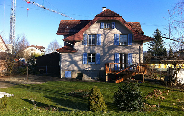 Home exchange in Switzerland,Beinwil am See, Aargau,charming house in the center of Switzerland,Home Exchange & Home Swap Listing Image