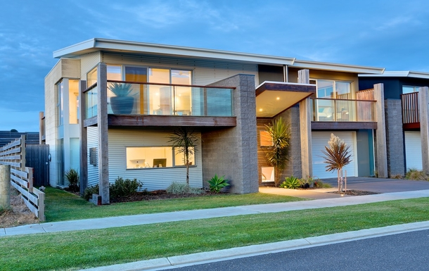 Home exchange in,Australia,PORT FAIRY,Front of house