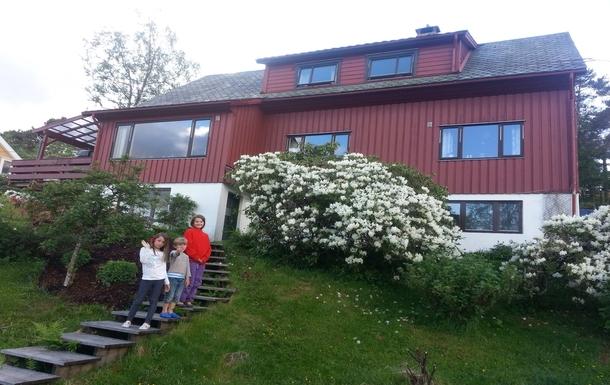 Bostadsbyte i Norge,Bergen, 27k, S, Hordaland,Os village by the fjord, Bergen  30 min.,Home Exchange Listing Image