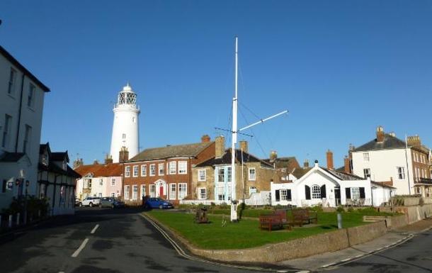 Southwold's lighthouse