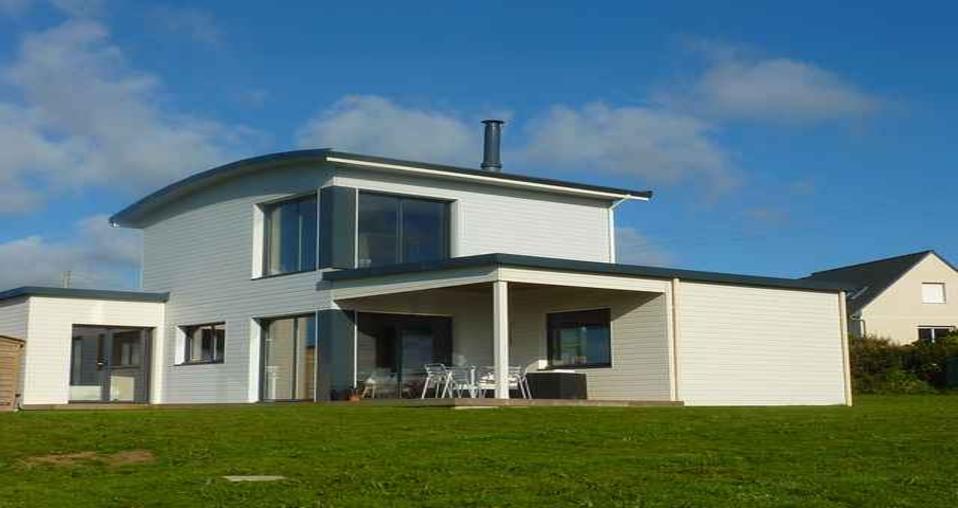 Home exchange in France   Brest, 30k, N   Maison moderne en ...