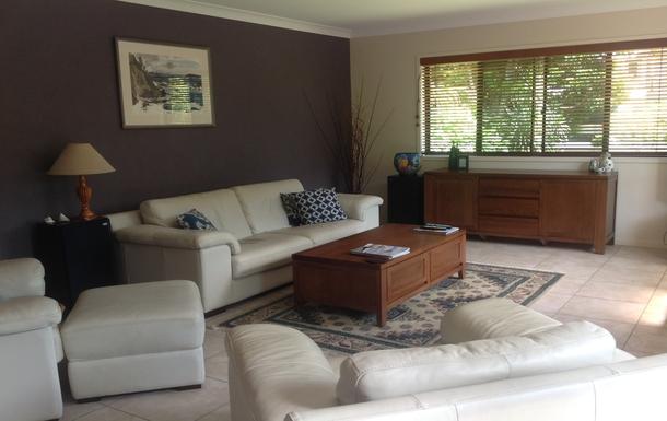 Home exchange in,Australia,OCEAN SHORES,Loungeroom