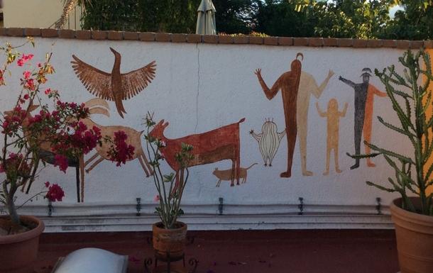 BoligBytte til,Mexico,La Paz,Petroglyphs on the upper terrace!