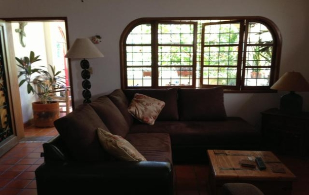 BoligBytte til,Mexico,La Paz,Sitting room, very comfortable!
