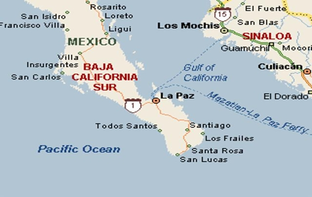 BoligBytte til,Mexico,La Paz,Take the ferry from mainland Mexico, or fly into o