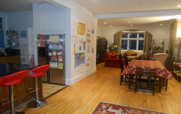 Open plan Downstairs