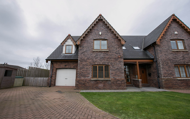 Kodinvaihdon maa Britannia,Belfast, Antrim,Spacious Family Home in Belfast Suburb,Home Exchange Listing Image