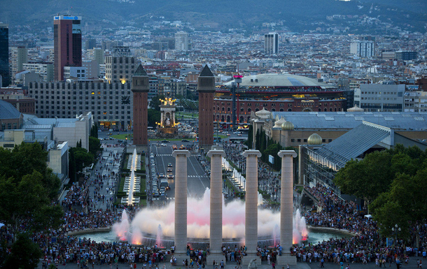 Home exchange in,Spain,Barcelona, 11k, N,Montjuïc is a great first step to visit Barcelona.