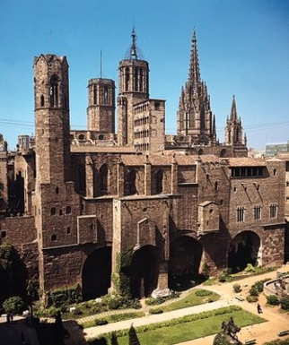 Home exchange in,Spain,Barcelona, 11k, N,The very heart of Barcelona Old Town.