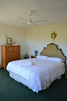 BoligBytte til,New Zealand,Nelson,this is main bdroom with queen bed and ensuite   i