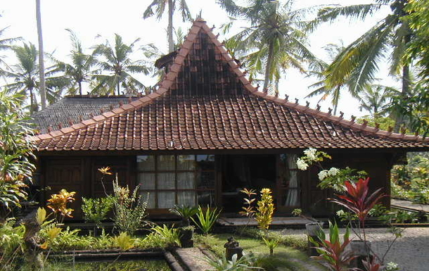 Home exchange in Indonesia,Ubud, Bali,RURAL PEACE AT VILLA JOGLO - 3 km from UBUD,Home Exchange & House Swap Listing Image