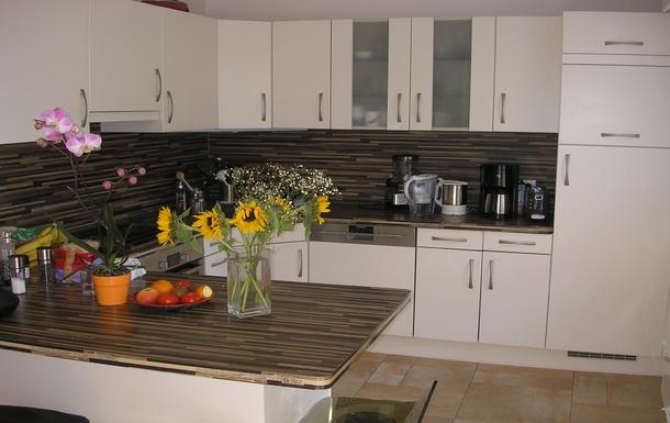 OUR KITCHEN - notre cuisine - unsere Küche