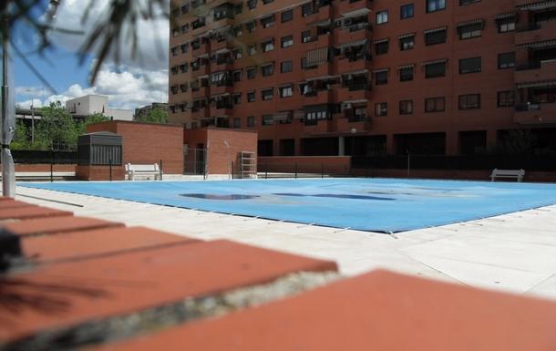 BoligBytte til,Spain,ALCORCON,swiming pool