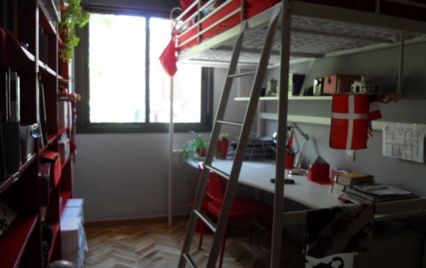 BoligBytte til,Spain,ALCORCON,habitacion
