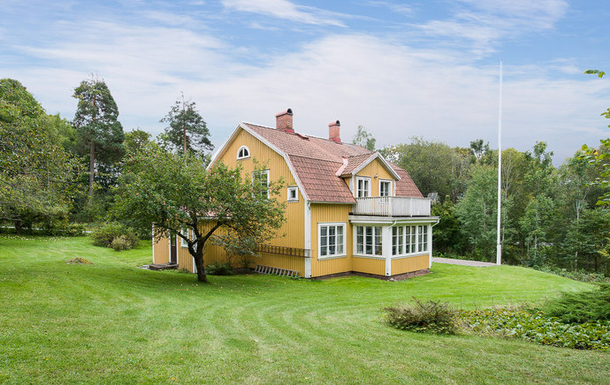 Scambi casa in: Svezia,Billingsfors, Västra Götalands län,Lovely family house in small Swedish village,Immagine dell'inserzione per lo scambio di case