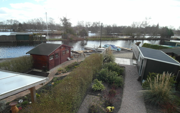 Home exchange in Netherlands,Vinkeveen, UT,Netherlands - Amsterdam, 15k, S - House (2 fl,Home Exchange & Home Swap Listing Image
