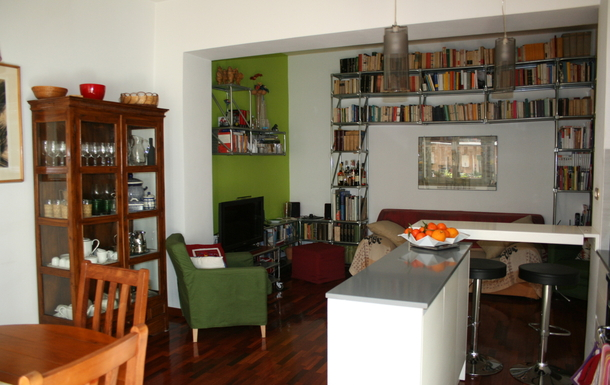 Home exchange in Italy,roma, Lazio,Appartamento comodo, vicino a parco e metro,Home Exchange & Home Swap Listing Image