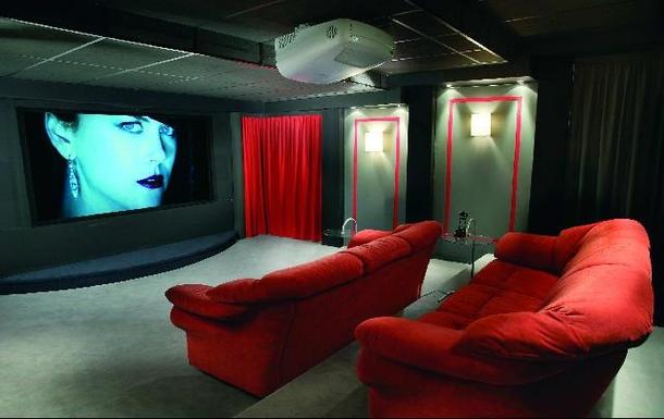 BoligBytte til,Finland,Tervakoski,Home theater