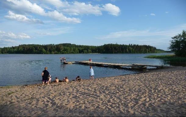 BoligBytte til,Finland,Tervakoski,Beach near by