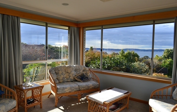 Home exchange in,Australia,BLACKMANS BAY,View from the family room