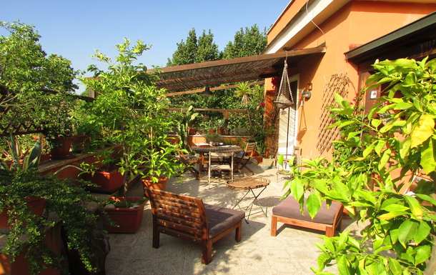 Home exchange in Italie,Roma 600 mt to Coliseum, Lazio,Roma 600 mt to Coliseum, 0k, Apartment,Echange de maison, photo du bien