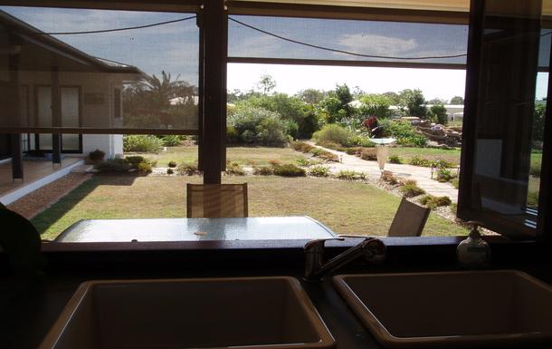 Home exchange in,Australia,Branyan Bundaberg,Kitchen view