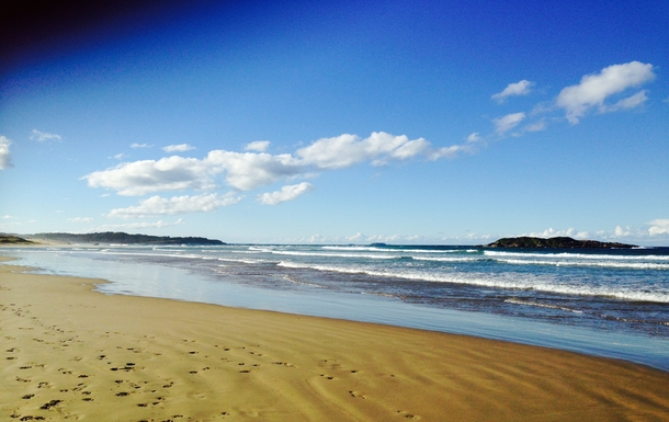 Home exchange in,Australia,COFFS HARBOUR,north wall beach 2 minutes away by car