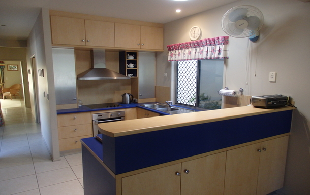 Home exchange in,Australia,PARREARRA,Kitchen