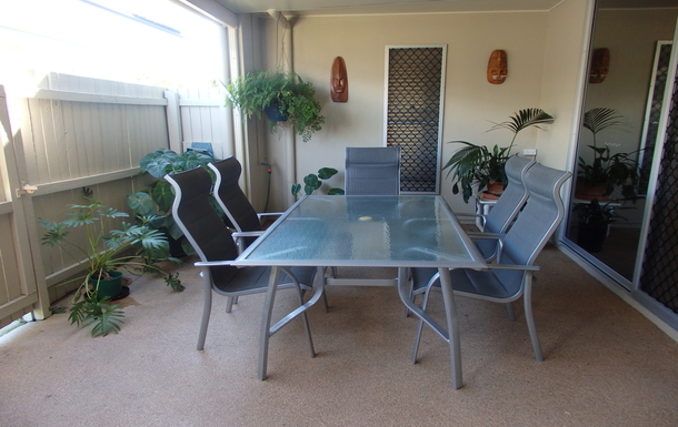 Home exchange in,Australia,PARREARRA,Patio Area