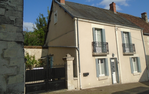 Wohnungstausch in Frankreich,Palluau sur Indre, Indre,France - Loches, 36k, S - House (2 floors+),Home Exchange Listing Image
