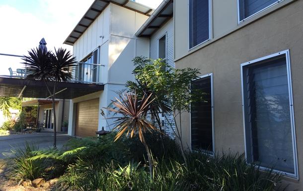 Home exchange in,Australia,Tamborine Mountain,Front garden