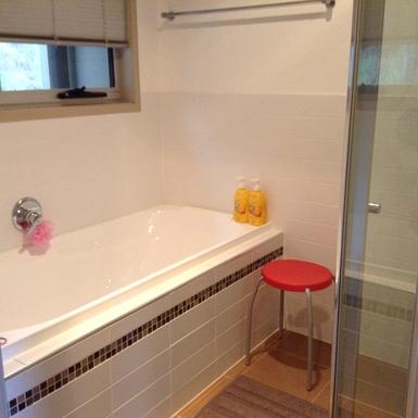 Home exchange in,Australia,Tamborine Mountain,Family bathroom